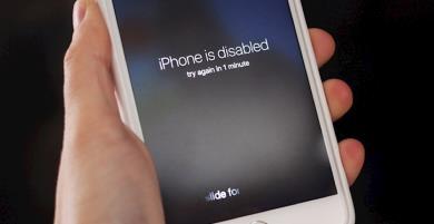Mách nhỏ 2 cách mở khóa iPhone khi lỡ quên mật khẩu