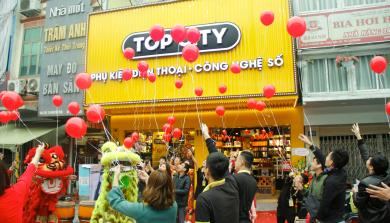 Showroom Top City 112 Nguyễn Trãi