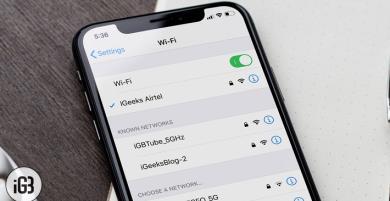 9 cách giúp khắc phục lỗi kết nối WiFi trên iPhone