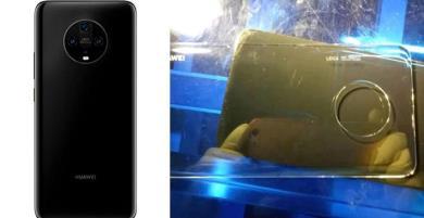 Huawei Mate 30 bị rò rỉ thiết kế cụm camera sau