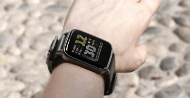 Smartwatch thế hệ mới của Xiaomi đẹp long lanh, pin 14 ngày giá chỉ 333.000VNĐ