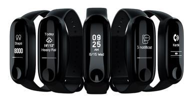HOT: Ra mắt Xiaomi Mi Band 3i giá chỉ khoảng 500.000 đồng