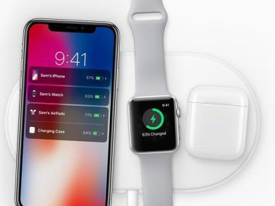iPhone và Apple Watch trong tương lai có thể sạc không dây từ Macbook