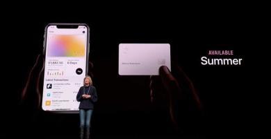Apple phát hành thẻ tín dụng Apple Card