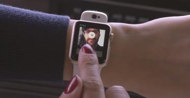 Apple muốn trang bị camera cho Apple Watch ở vị trí không ai ngờ tới