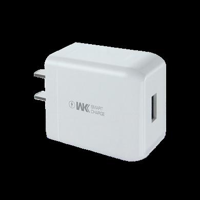 Củ sạc nhanh 1 cổng USB nhỏ gọn 24W WP-U103