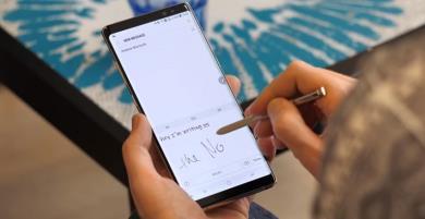Xài bút S Pen cần biết những tính năng cực mới trên Note 10, Note 10 Plus