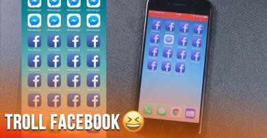 """Cách tạo một loạt ứng dụng Facebook ảo """"troll"""" bạn bè cực sốc"""