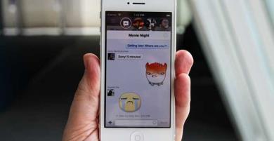 Cách mở bong bóng chat Messenger  trên iPhone