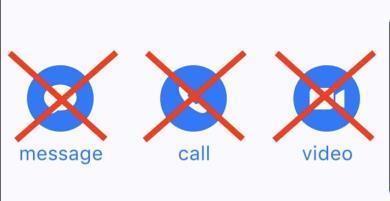 Cách chặn cuộc gọi và FaceTime phiền nhiễu trên iPhone