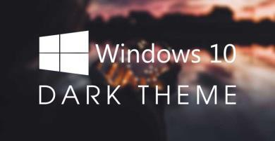 Top 7 Dark Theme trên hệ điều hành Windows 10