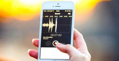 Cách ghi âm cuộc gọi trên iPhone vô cùng hữu ích cho iFan