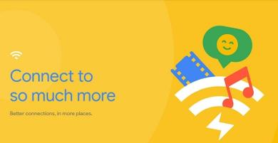 Google đang thử nghiệm phát Wifi miễn phí tại Việt Nam