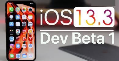 Bản cập nhật IOS 13.3 beta 1 có nên cập nhật lên hay không?