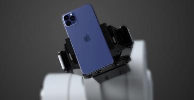 Lộ diện chiếc iPhone 12 màu Xanh Navy đẹp