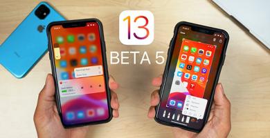 Apple phát hành iOS 13.5 beta với Face ID cho người đeo khẩu trang, FaceTime nhóm và API
