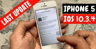 Người dùng iPhone 5: Hãy nâng cấp lên iOS 10.3.4 ngay, trước ngày 03/11