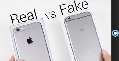 iPhone, iPad giả được bày bán trên thị trường, gây hoang mang cho người dùng