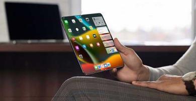 Chiêm ngưỡng concept iPhone màn hình gập