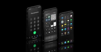 Mời chiêm ngưỡng  iPhone 11 chạy iOS 13 với chế độ tối