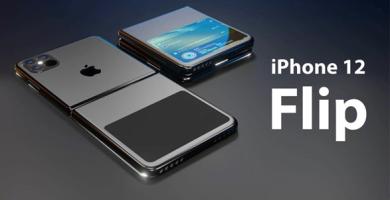 """iPhone 12 Flip: Nếu là thật thì đây có phải là """"siêu phẩm"""" iPhone từ trước đến nay?"""