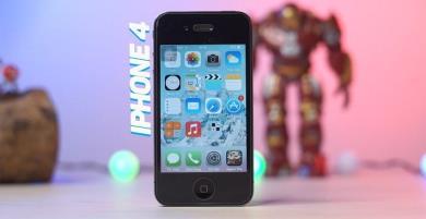 Cùng nhìn lại iPhone 4, có những điểm gì giống iPhone 11?