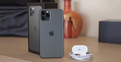 Kết quả kiểm tra sạc nhanh iPhone 11 Pro: có sự khác biệt rất lớn!