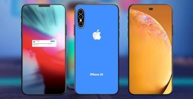 HOT: Lộ khuôn mẫu được xem là của iPhone 2019