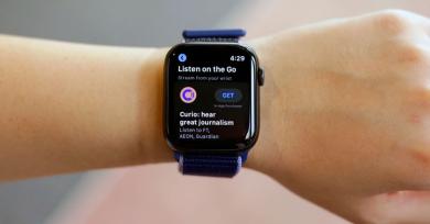 Loạt tính năng thượng thừa mới nhất trên Apple Watch Seri 5