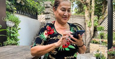 Lựa chọn điện thoại cho người lớn tuổi và các bước thiết lập