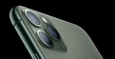 Lý do khiến camera của iPhone 11 Pro có thiết kế