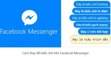 Tổng hợp 7 mẹo sử dụng Facebook Messenger mới nhất