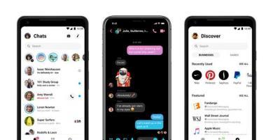 Hướng dẫn kích hoạt chế độ Dark Mode trên Facebook Messenger