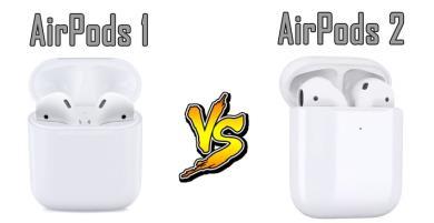 Cách kiểm tra AirPods đời đầu hay phiên bản mới
