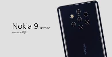 Nokia 9 PureView được chứng nhận Bluetooth