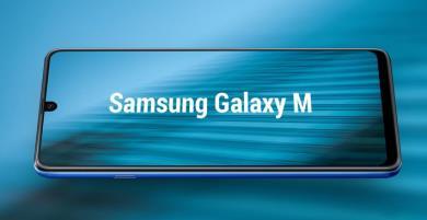 Samsung Galaxy M có màn hình Infinity V sẽ ra mắt vào 1/2019 tại Ấn Độ