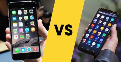 Trong tay 7 triệu: Mua iPhone hay Samsung?