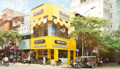 Showroom Top City 137A Đội Cấn
