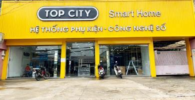 Showroom Top City 915 Âu Cơ, Tân Phú, Hồ Chí Minh