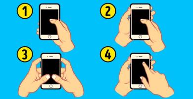 Dùng điện thoại bằng 1 hay 2 tay hé lộ điều gì về bạn?