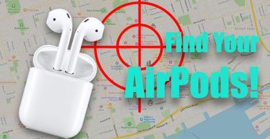 Cách sử dụng Find My iPhone để tìm tai nghe Airpod bị mất