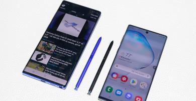 Những tính năng đắt giá nhất trên Samsung Galaxy Note 10