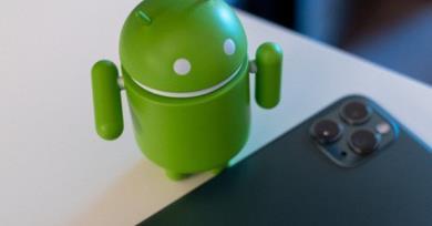 Dùng iPhone nhưng hệ điều hành Android là có thật