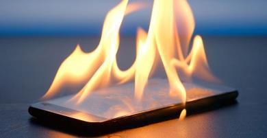 Ứng dụng giúp hạ nhiệt khi Smartphone quá nóng
