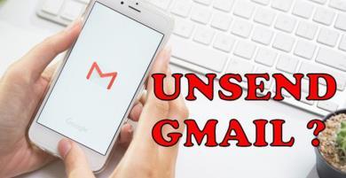 Cách unsend Gmail đã gửi, không lo méo mặt khi lỡ tay gửi sếp.