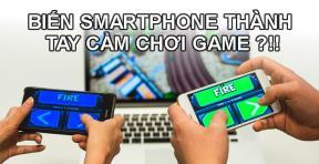Mẹo biến iPhone thành tay cầm chơi game