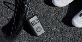Xiaomi ra mắt bơm xe đạp thông minh, bơm được ô tô và bóng đá