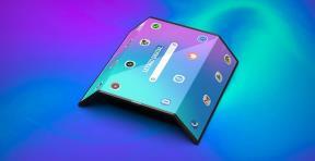 Hình ảnh smartphone màn hình gập của Xiaomi cực độc và ấn tượng