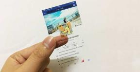 """Cách tạo ảnh """"cầm"""" Facebook trong suốt bằng smartphone cực ảo"""