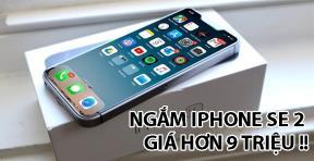 Ngắm iPhone SE 2 với chip Apple A13, giá hơn 9 triệu đã chuẩn bị trình làng
